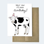 Aviate Press Holy Cow Card