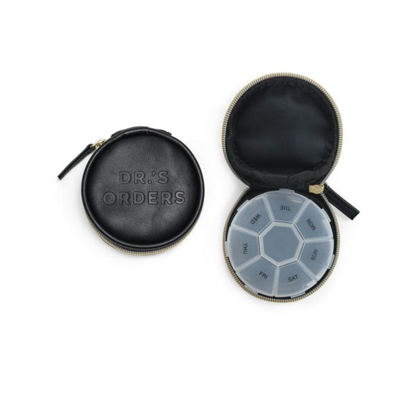 Pill Box w/ Tassel