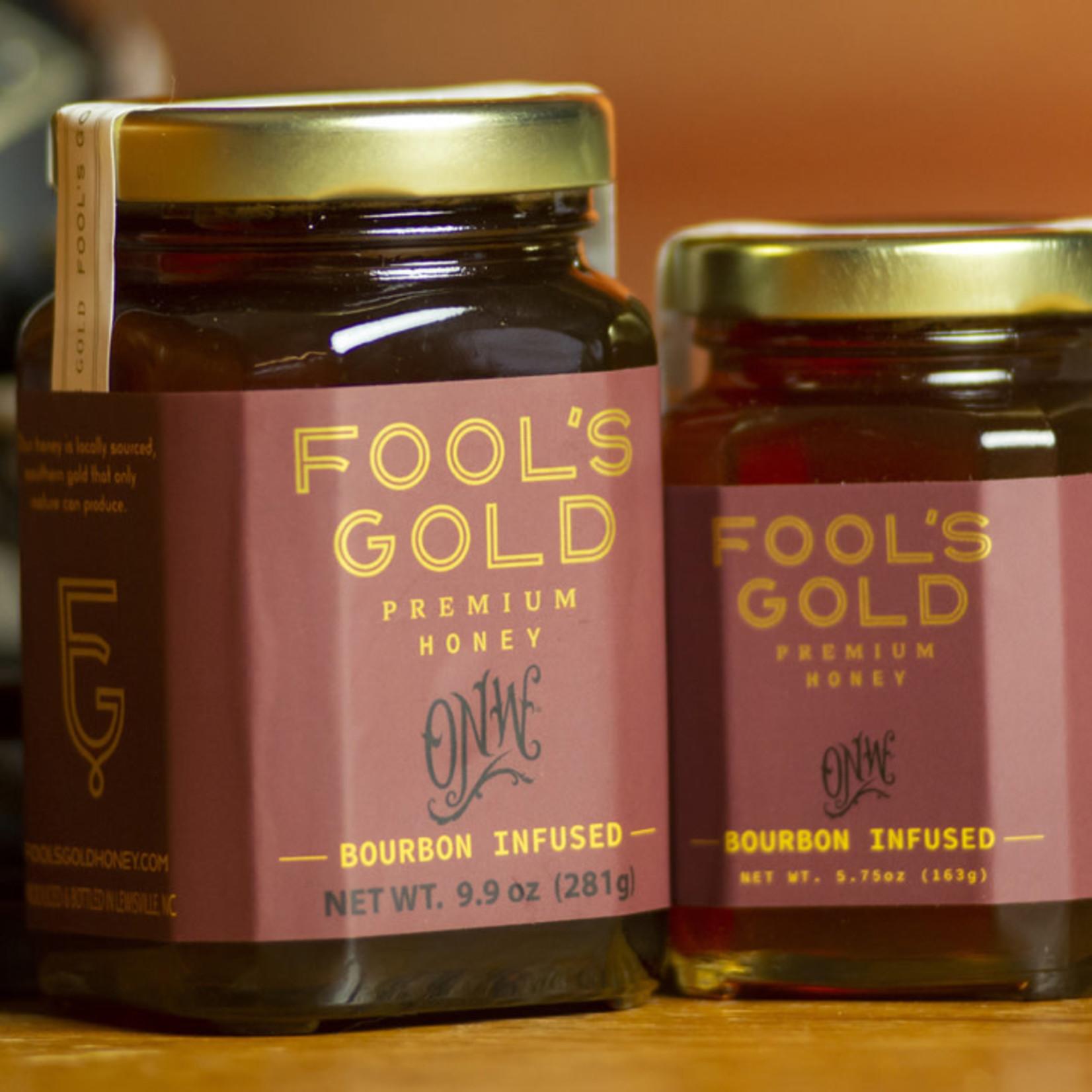 Fool's Gold Honey NC Honey