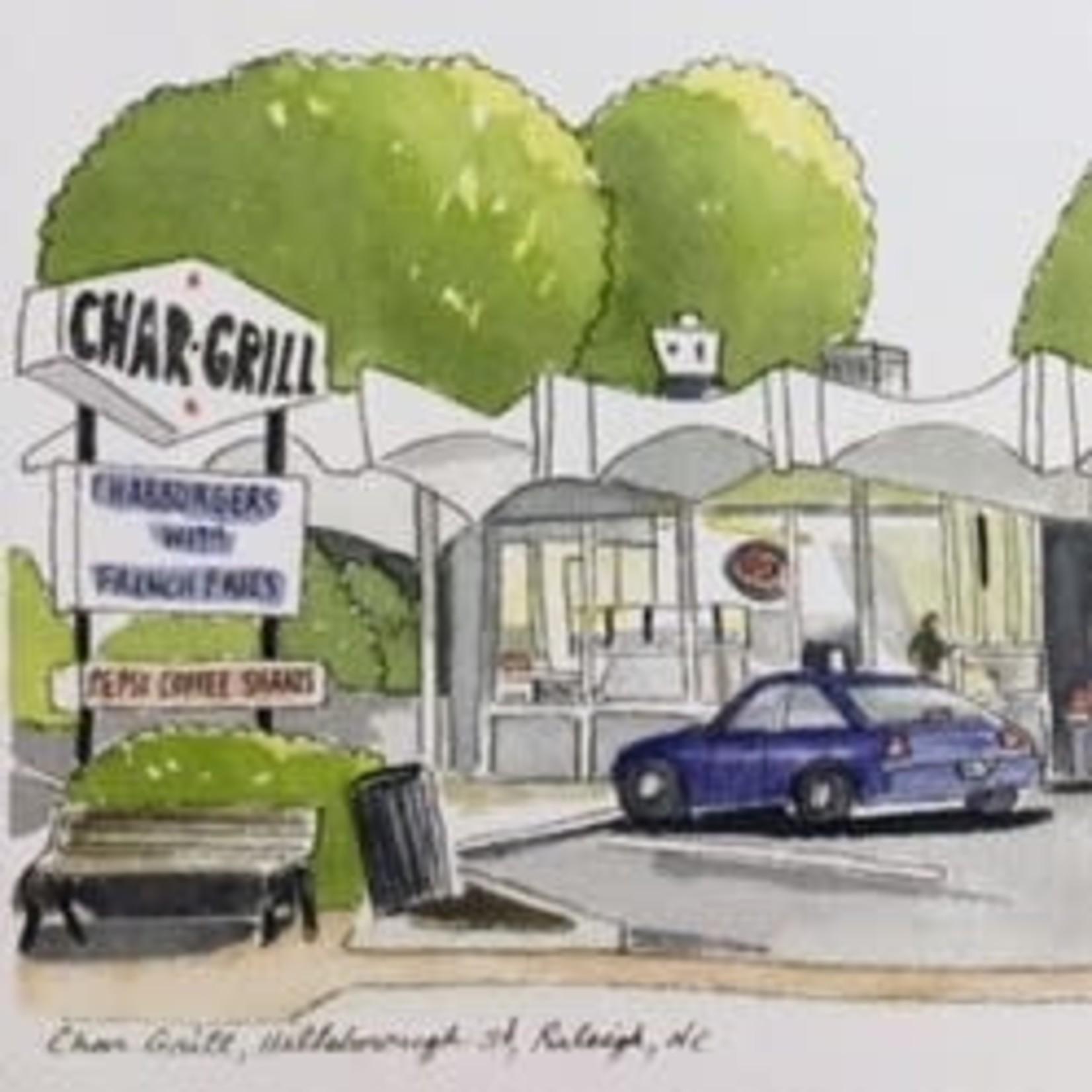 GraysonArt Char-Grill Card