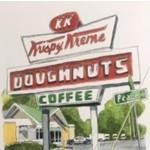 GraysonArt Krispy Kreme Card