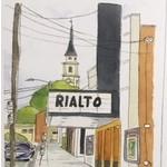 GraysonArt Rialto Theater Card