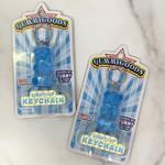 Light Up Gummy Bear Keychain