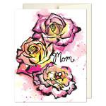 Jillian Ohl Mom's Roses Card