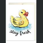 Jillian Ohl So Fresh and So Clean Card