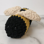 Lewie and Berg Littles Crocheted Bee