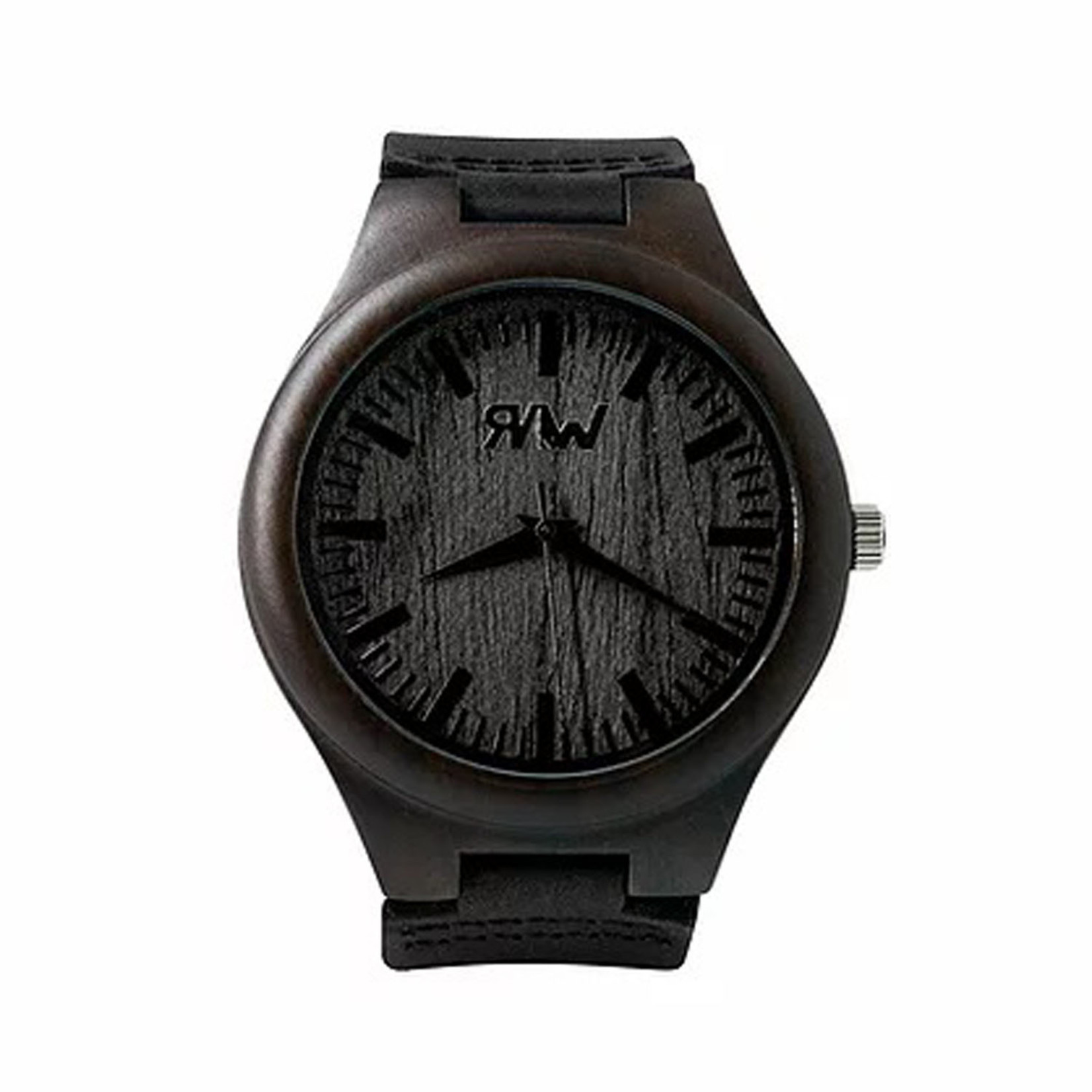 Raw Watches Black Out Watch