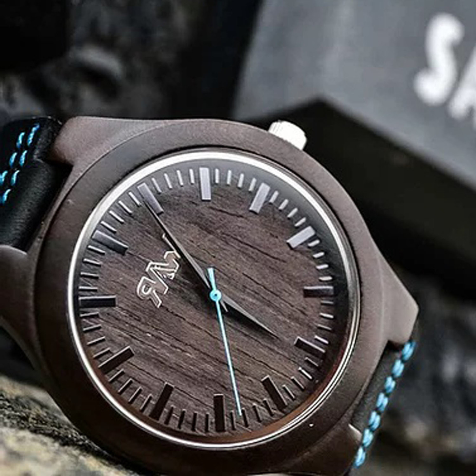 Raw Watches Stealth Panther Watch