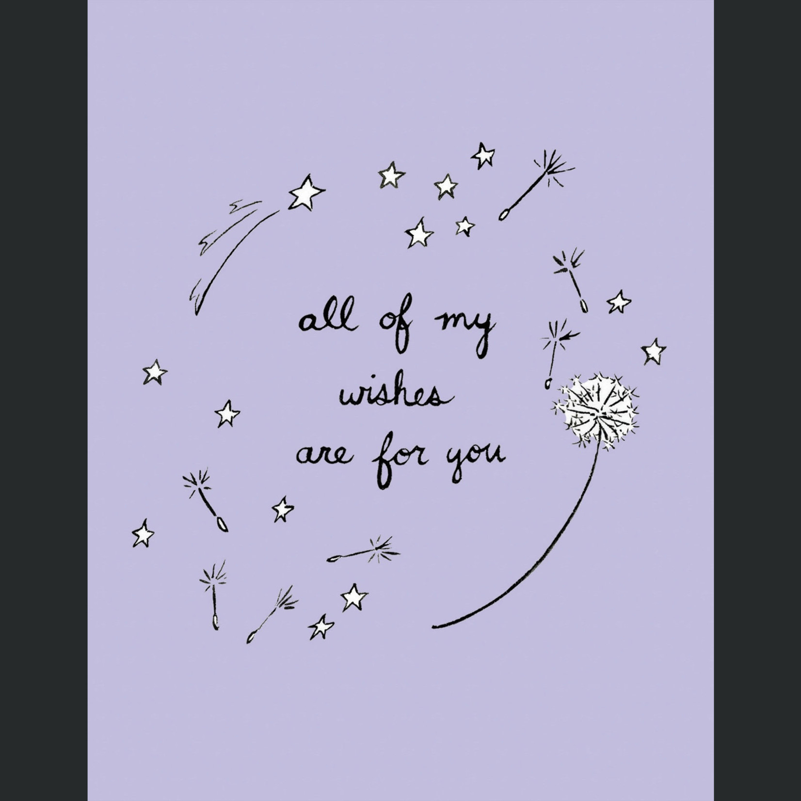 TYLRE All My Wishes Card