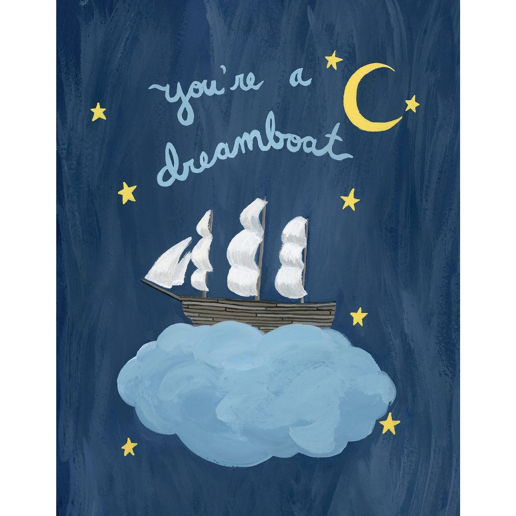 TYLRE Dreamboat Card