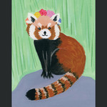 TYLRE Red Panda Card