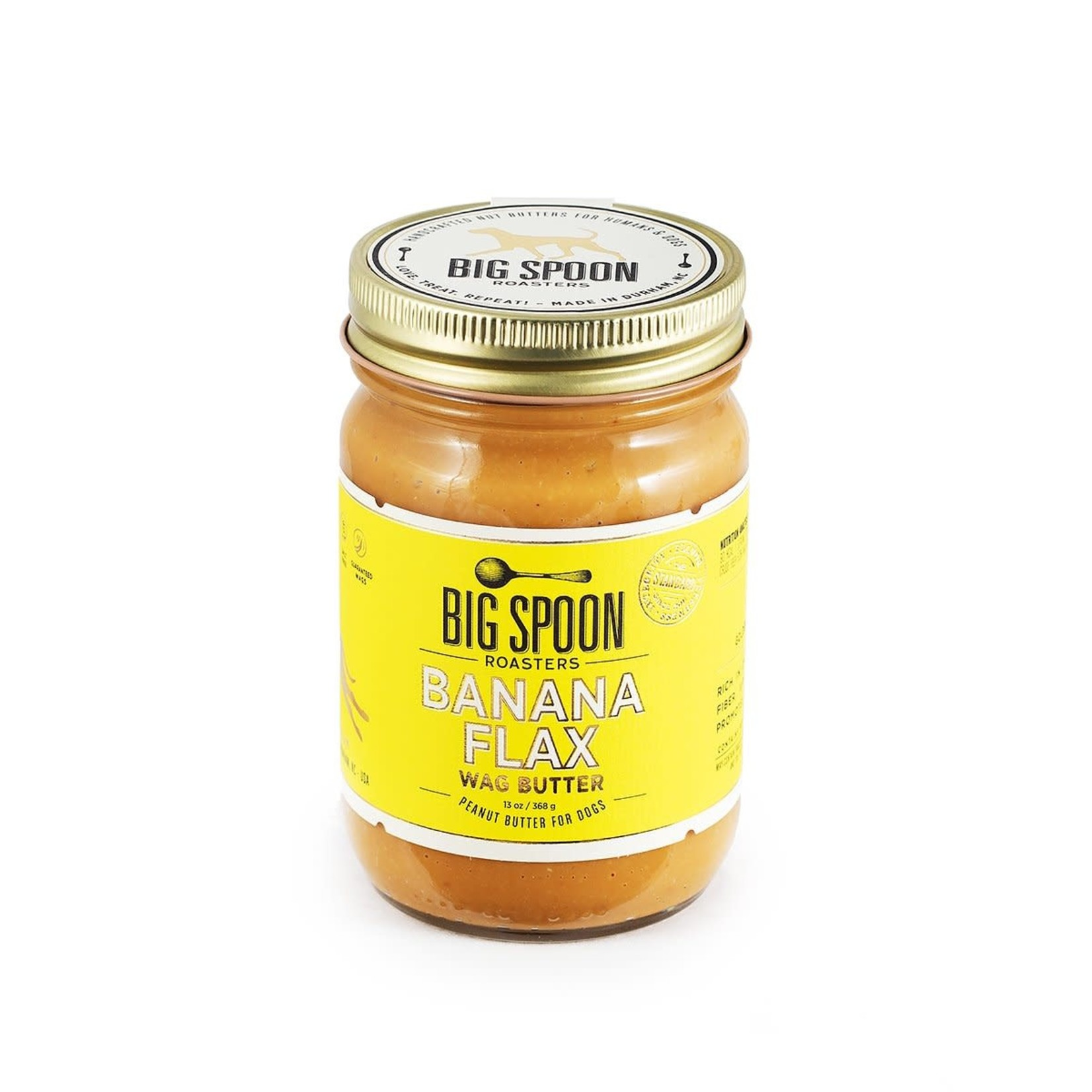 Big Spoon Roasters Wag Butter