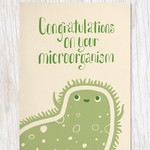 Microorganism Card