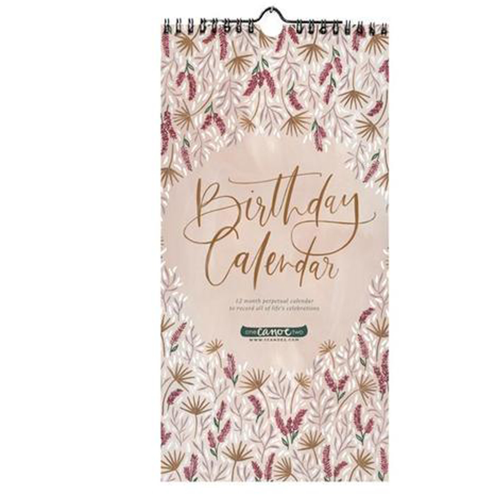 Meadow Birthday Calendar