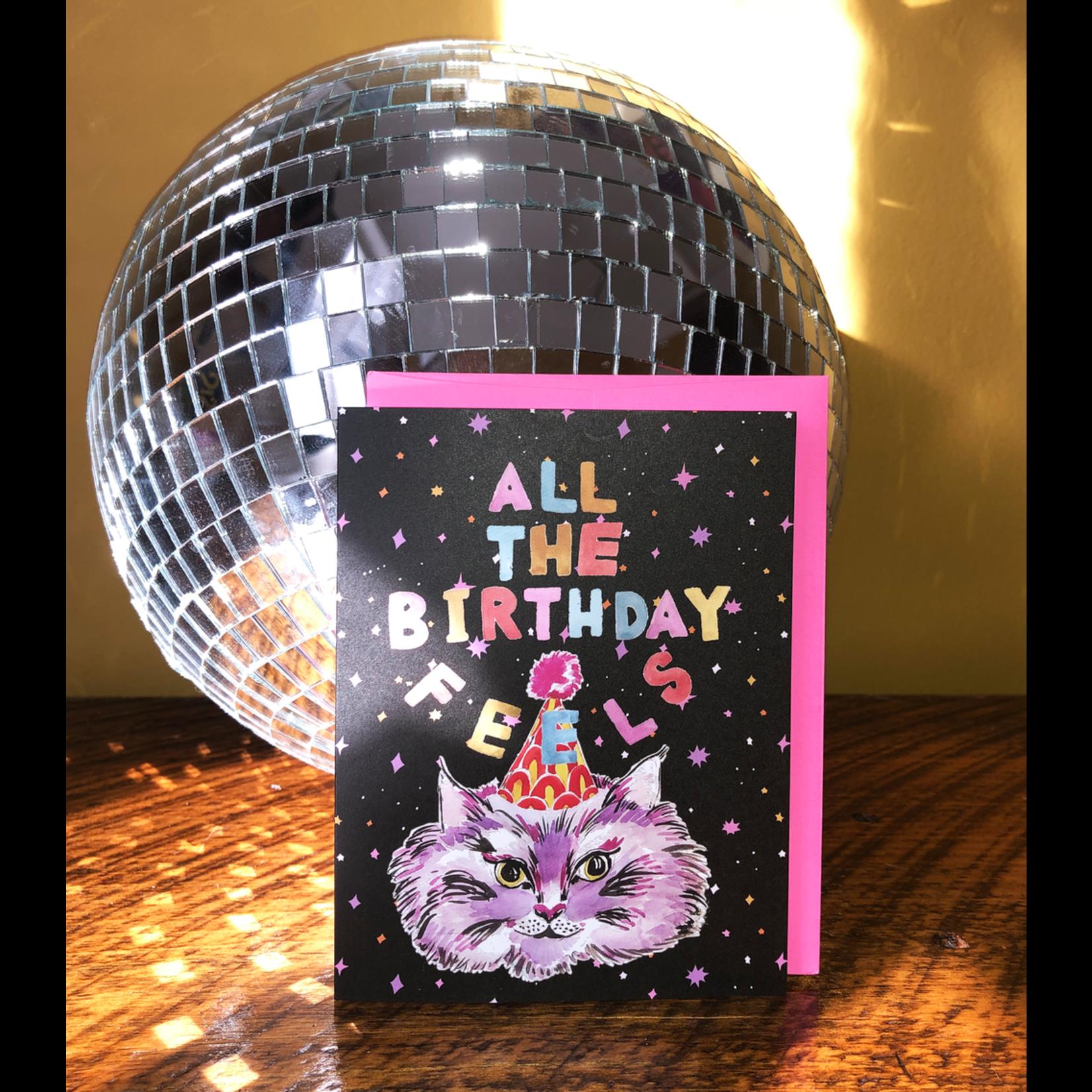 Birthday Feels Card