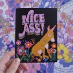 Nice Ass Card