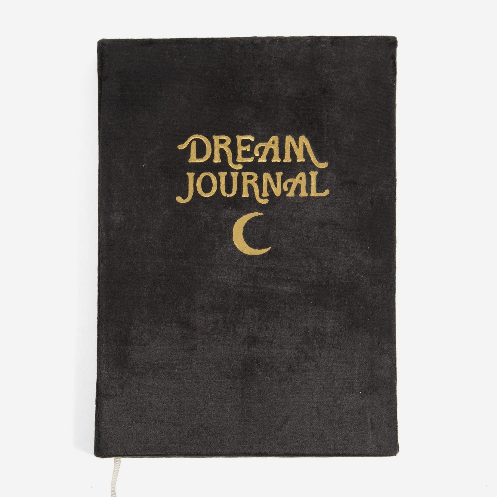 Crescent Velvet Dream Journal