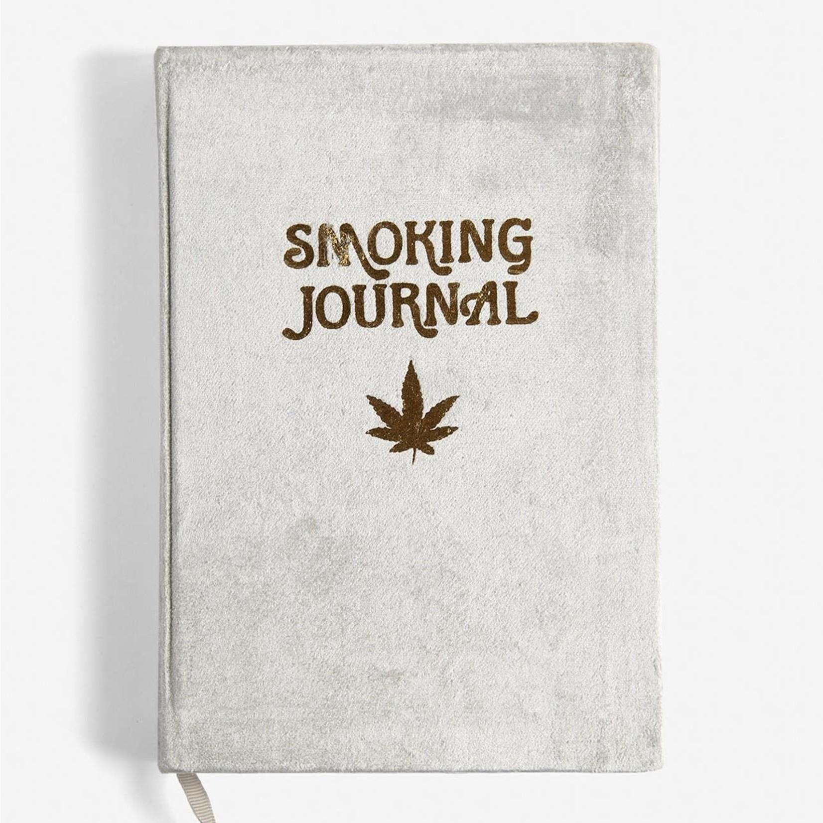 High Ideas Velvet Smoking Journal