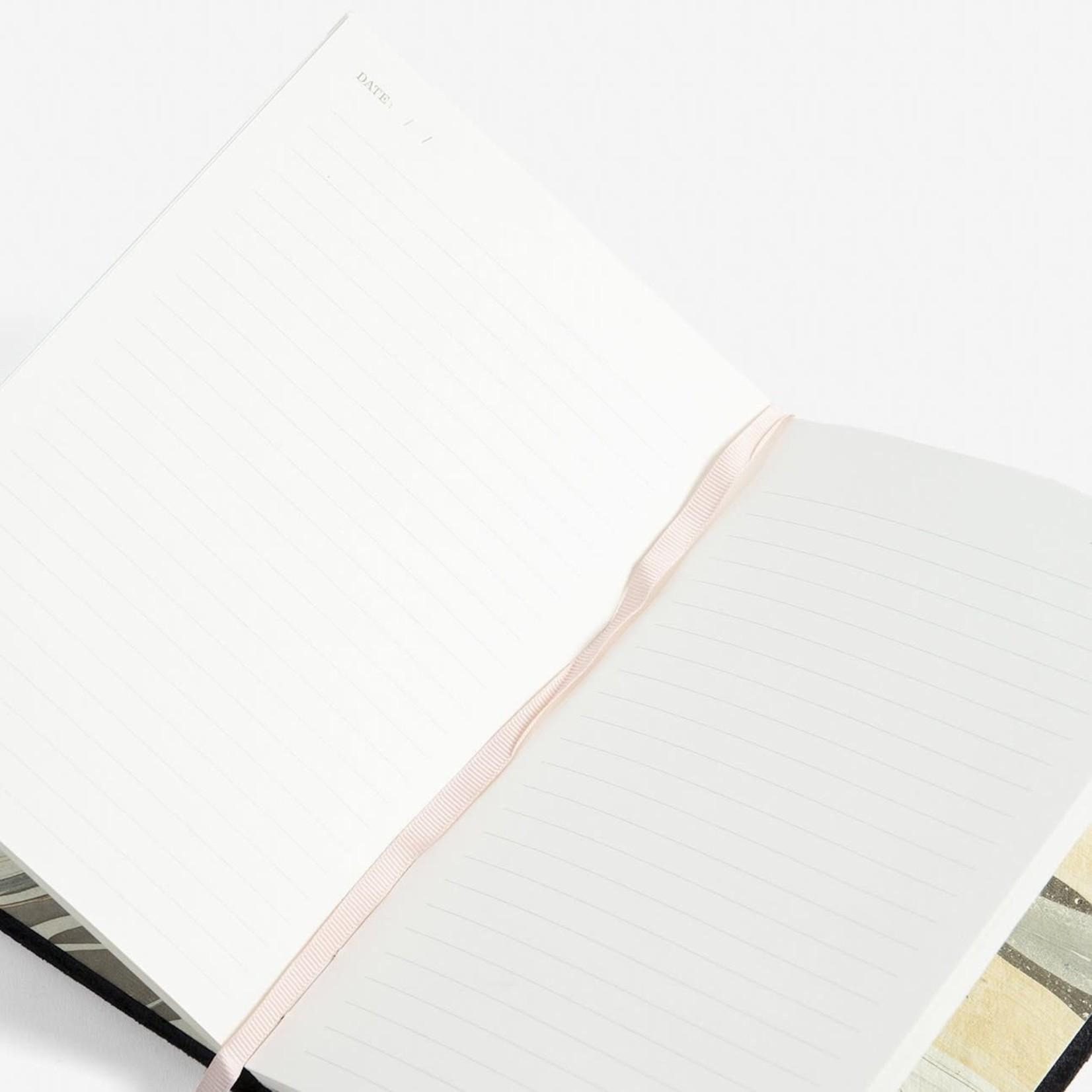 Slim Velvet Journal