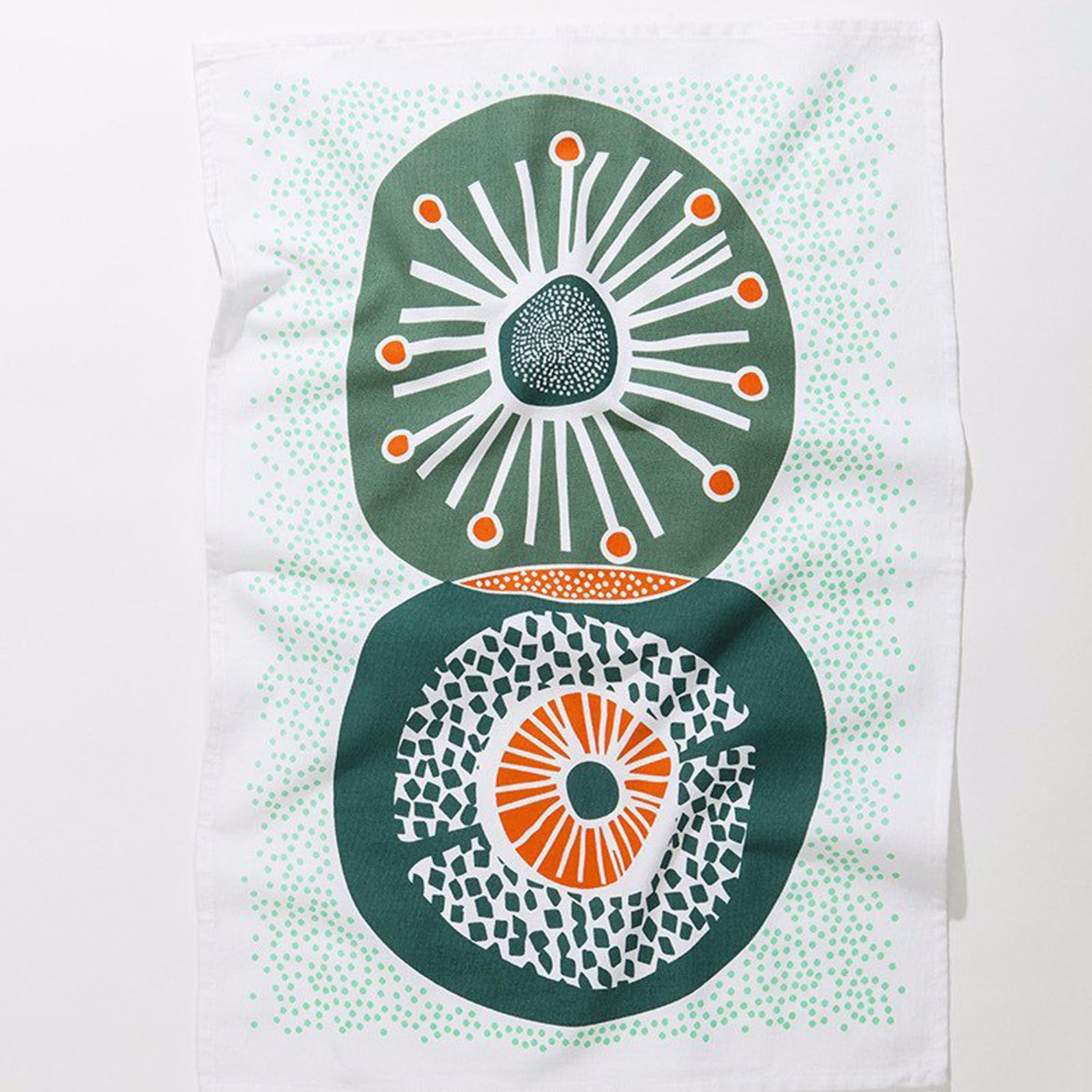 Mezzaluna Tea Towel