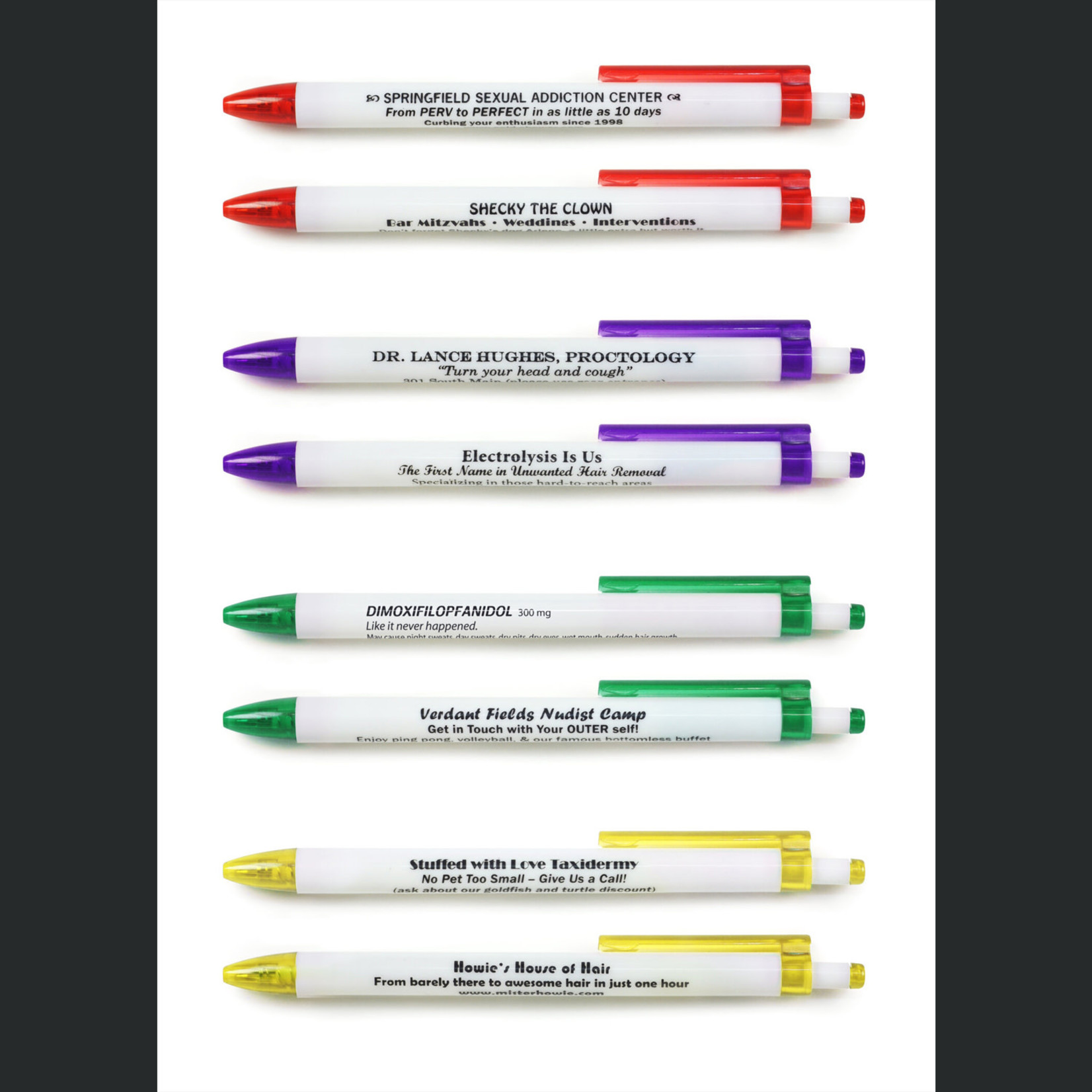 Borrow My Pen Set