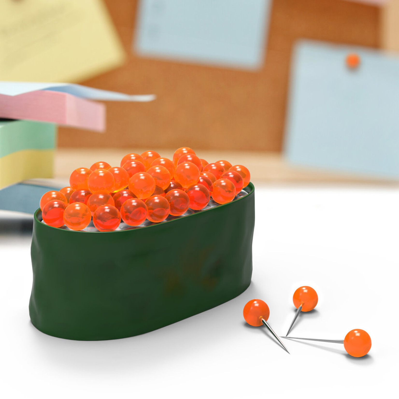 Maki Tacks Sushi Pushpins