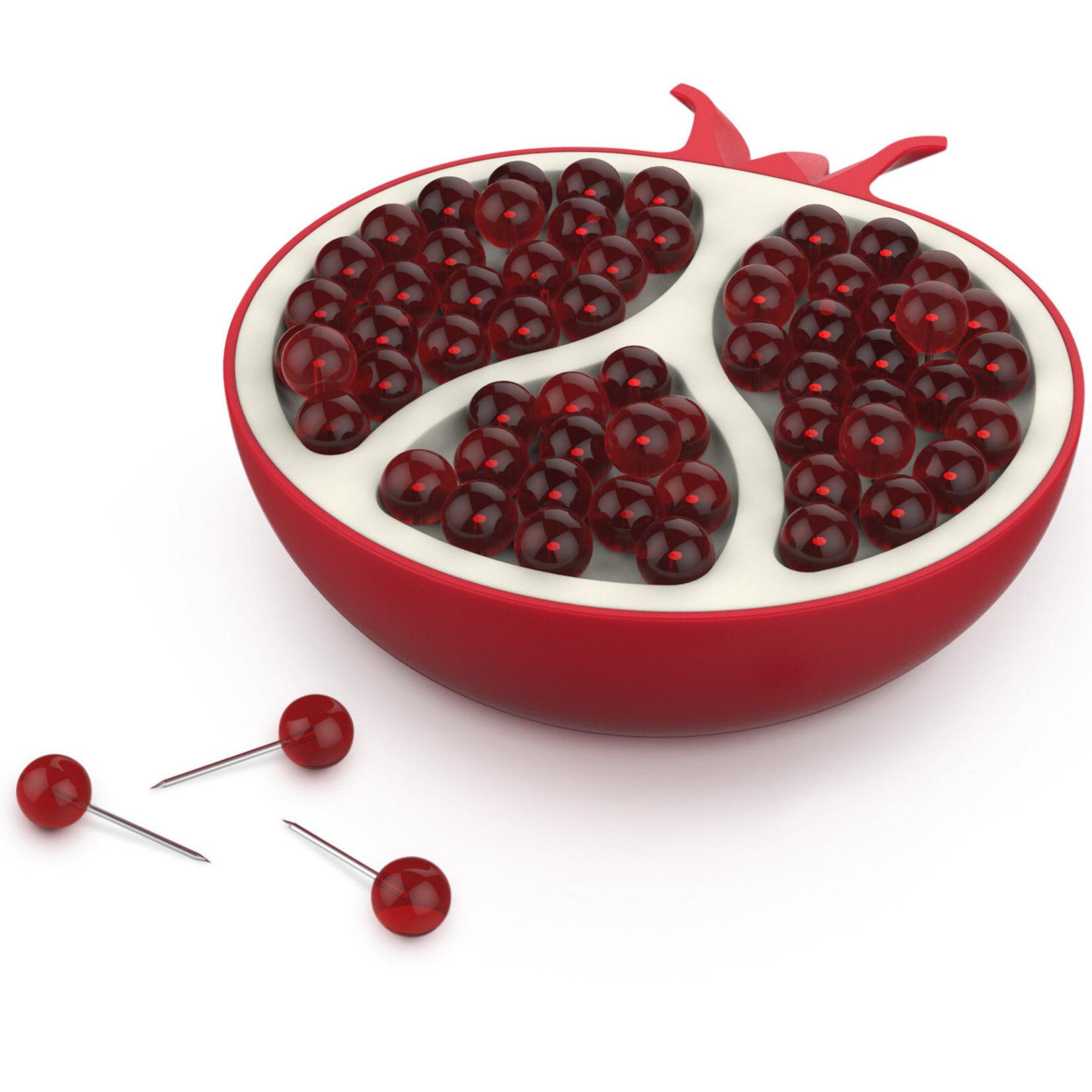 Pomegranate Pushpins