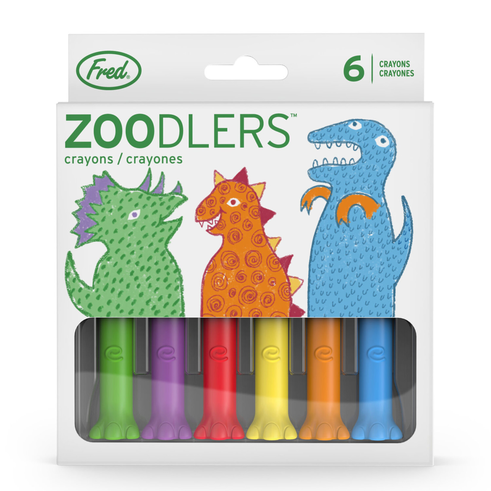 Zoodlers Crayons
