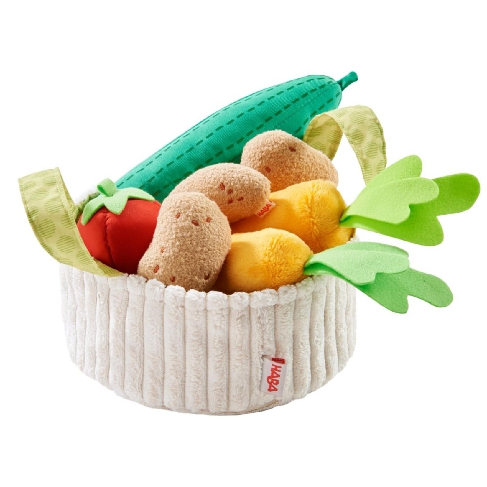 Play Vegetable Basket