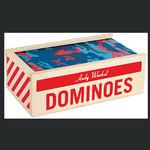 Warhol Wooden Dominoes