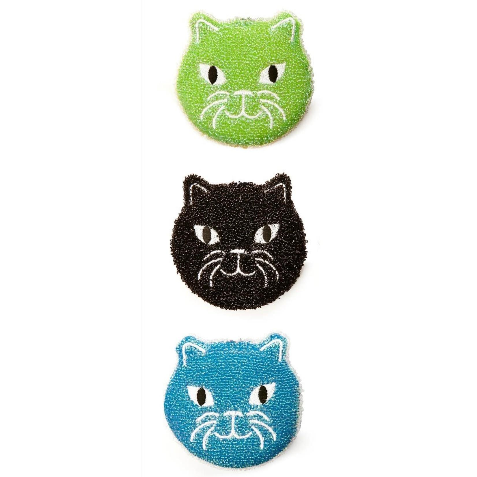 Cat Sponge Set (3)