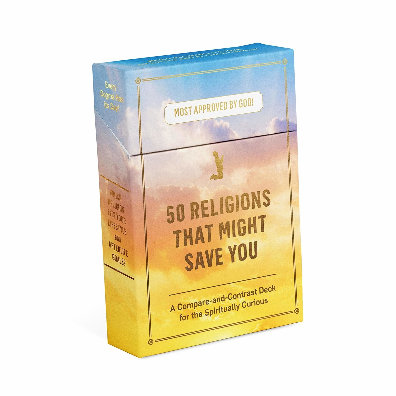50 Religions That Might Deck