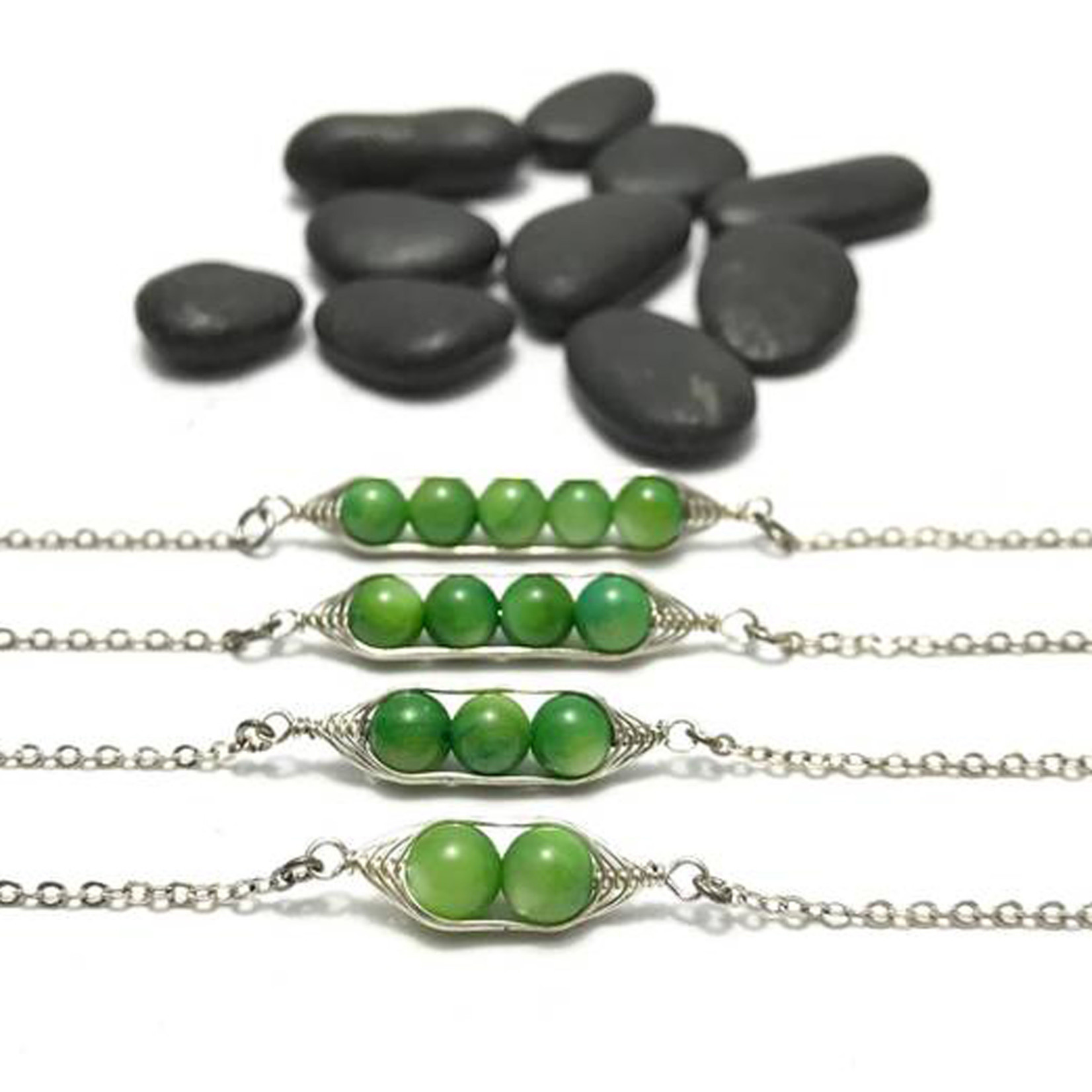 Lucky Accessories Lucky Peapod Bracelet