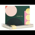 Geo Thank You Notecard Set (8)