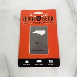 NC Card Bottle Opener