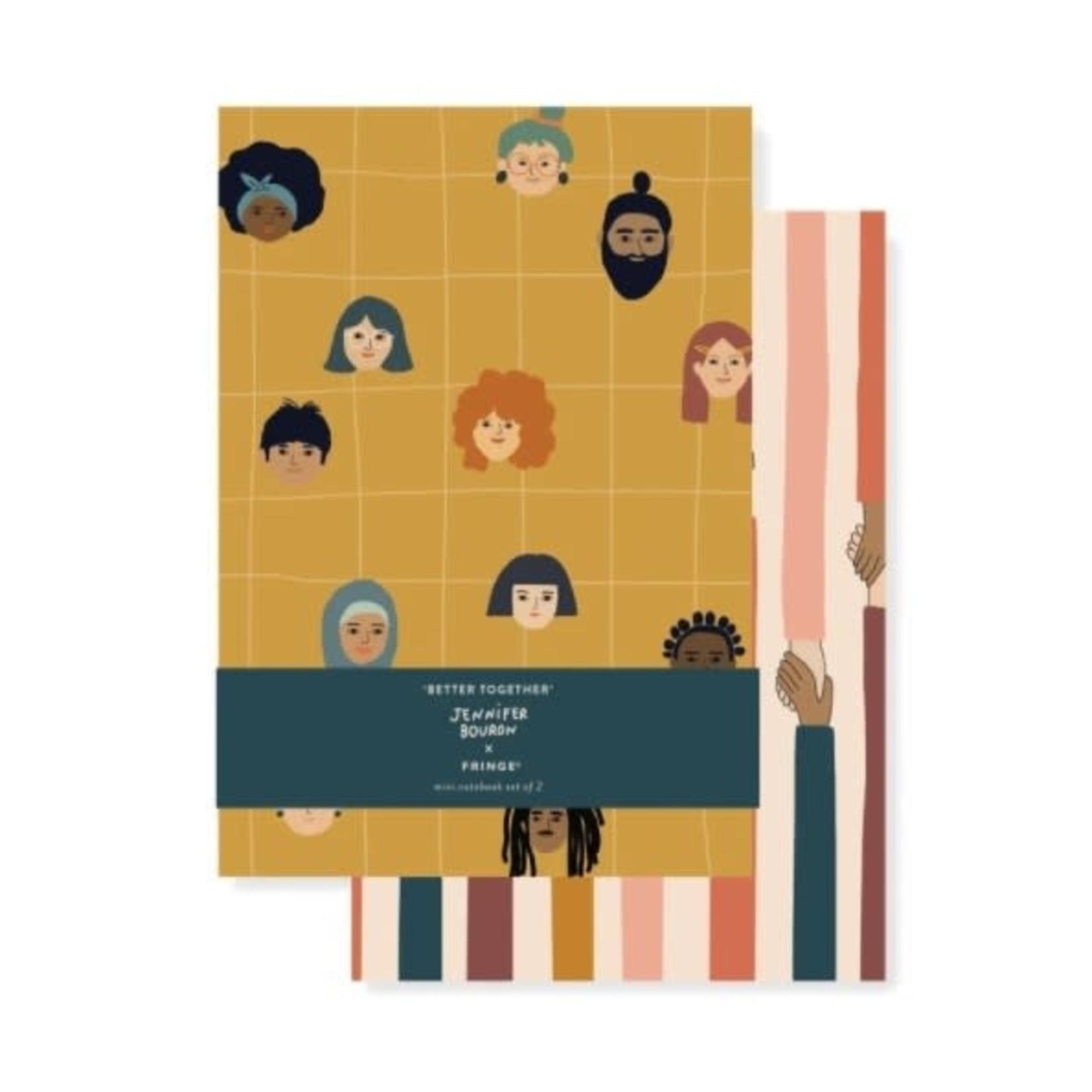Fringe Mini-Journal Set (2)