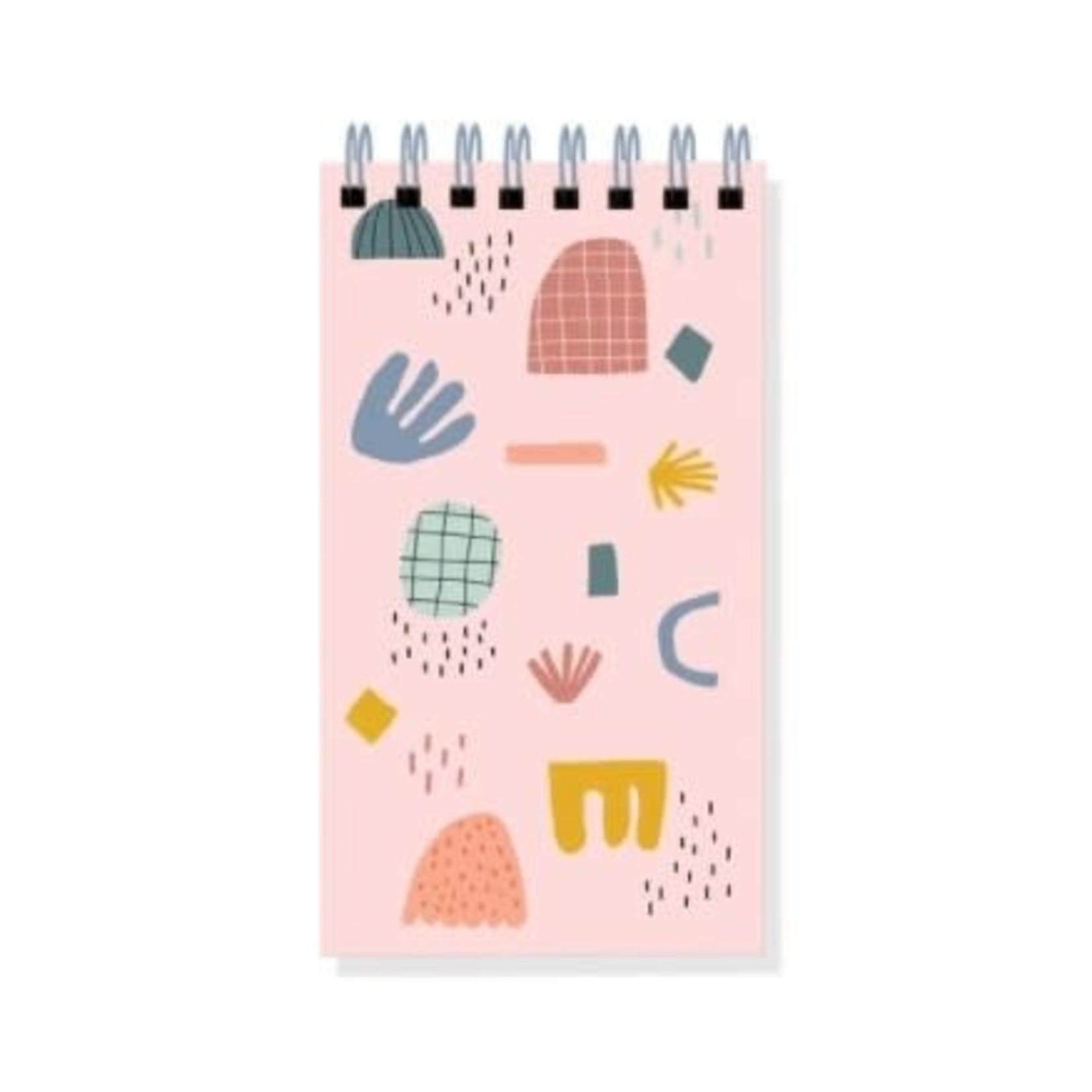 Mini Spiral Notepad