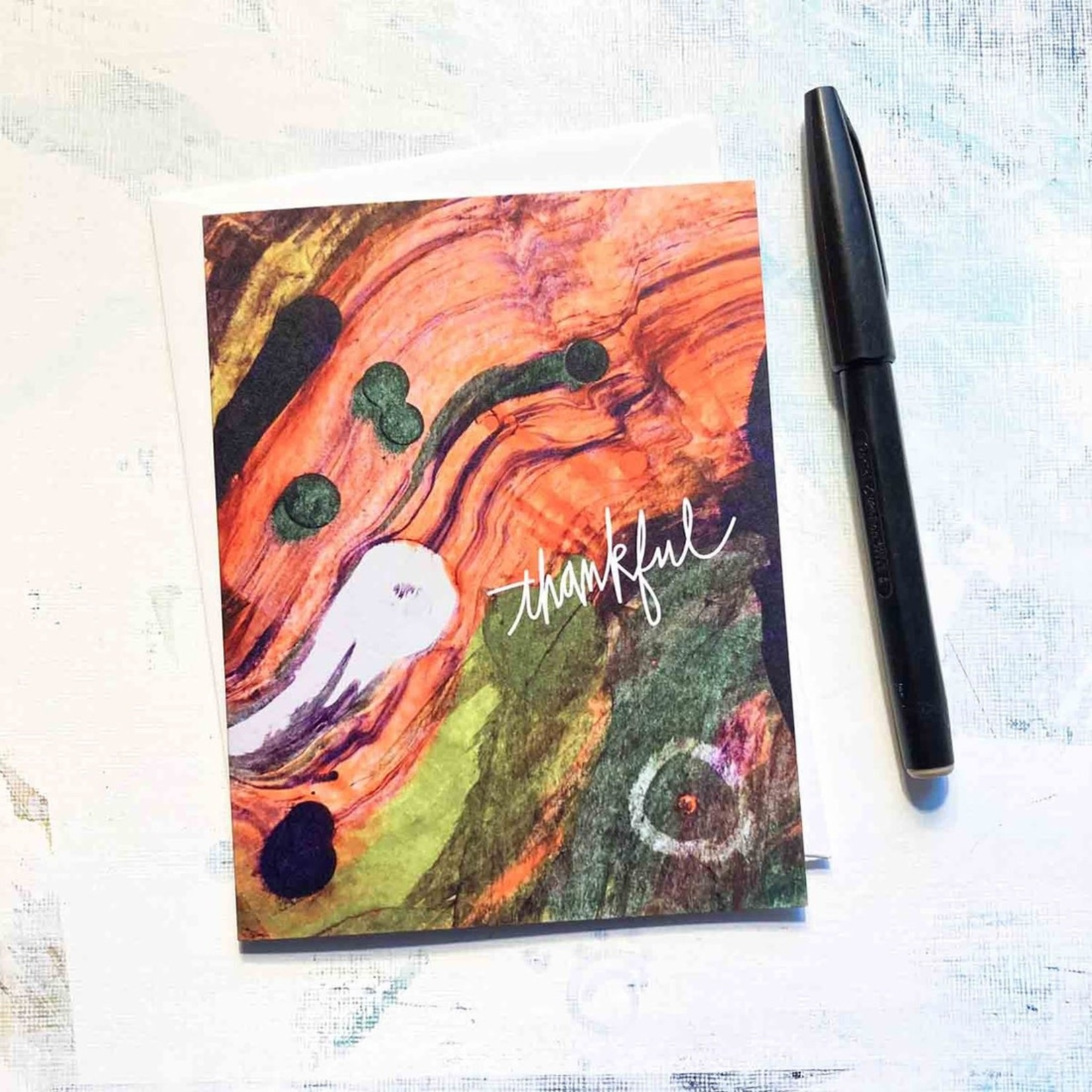 Hilary Meehan Art Products Thankful