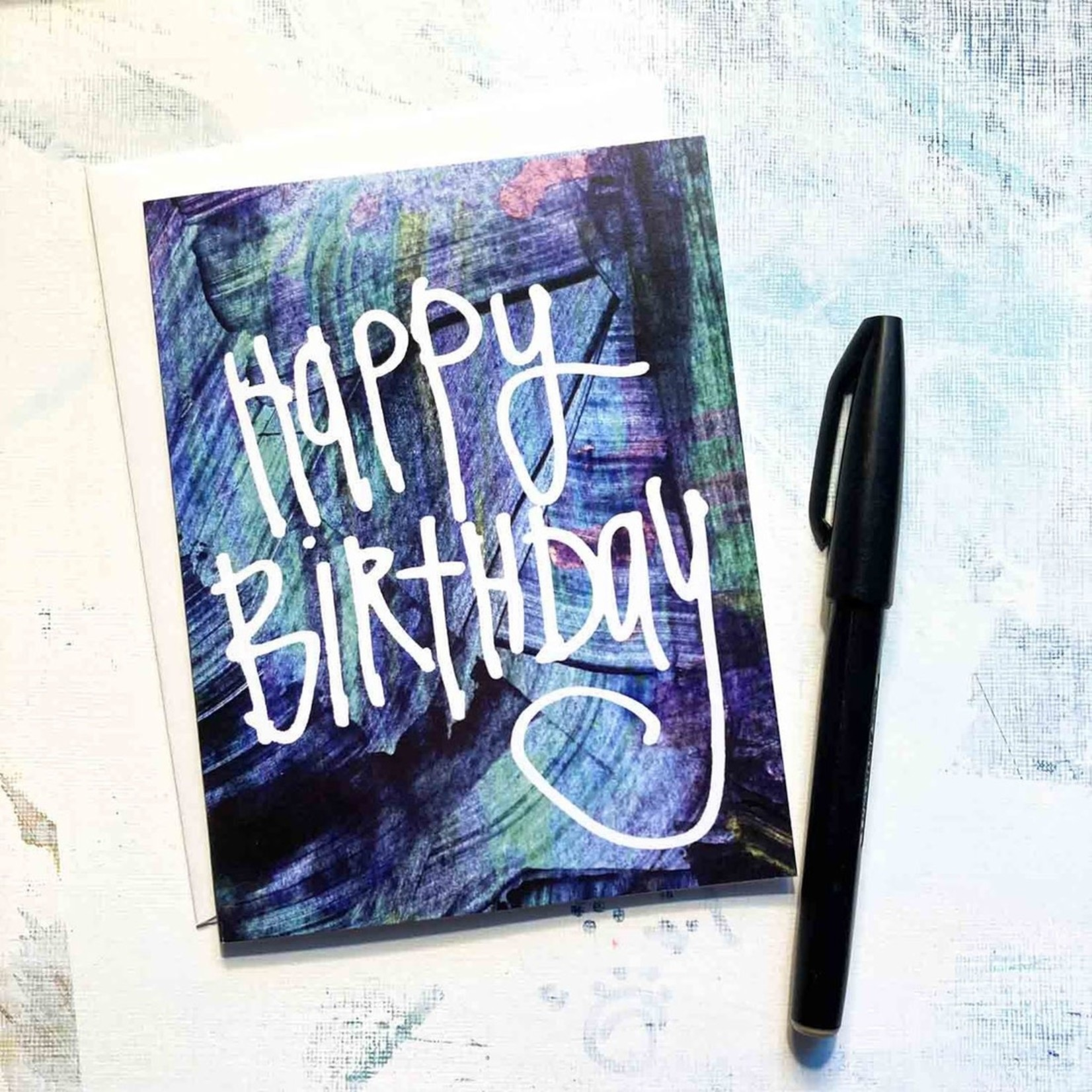 Hilary Meehan Art Products Happy Birthday