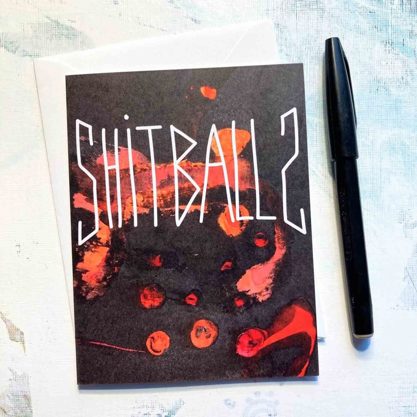 Hilary Meehan Art Products Shitballs