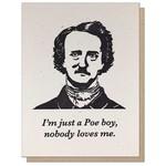 Guttersnipe Press Poe Boy Card