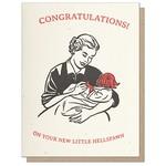 Guttersnipe Press Little Hellspawn Card