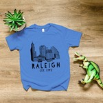 Downtown Raleigh T-Shirt Youth
