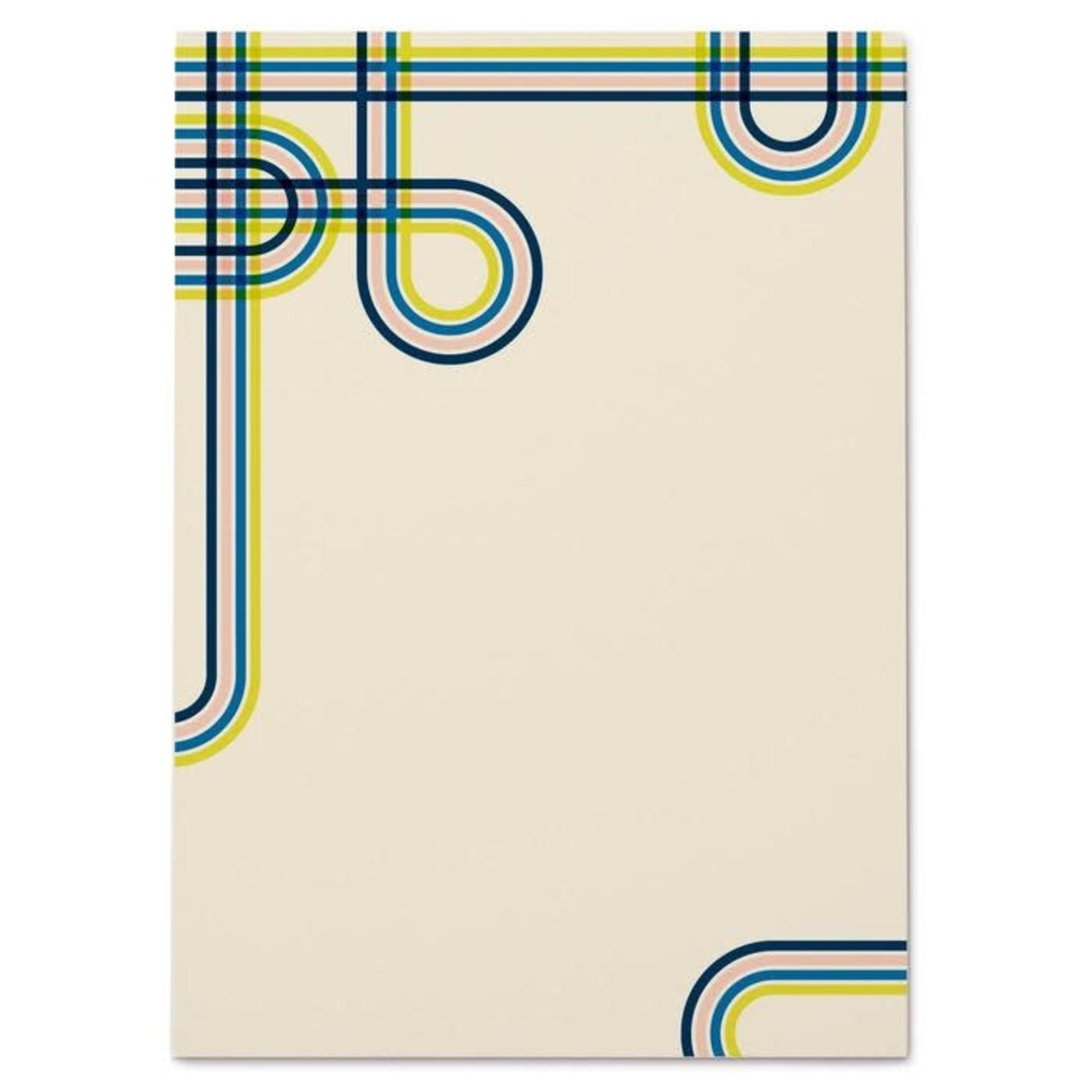 Snow + Graham Notepad