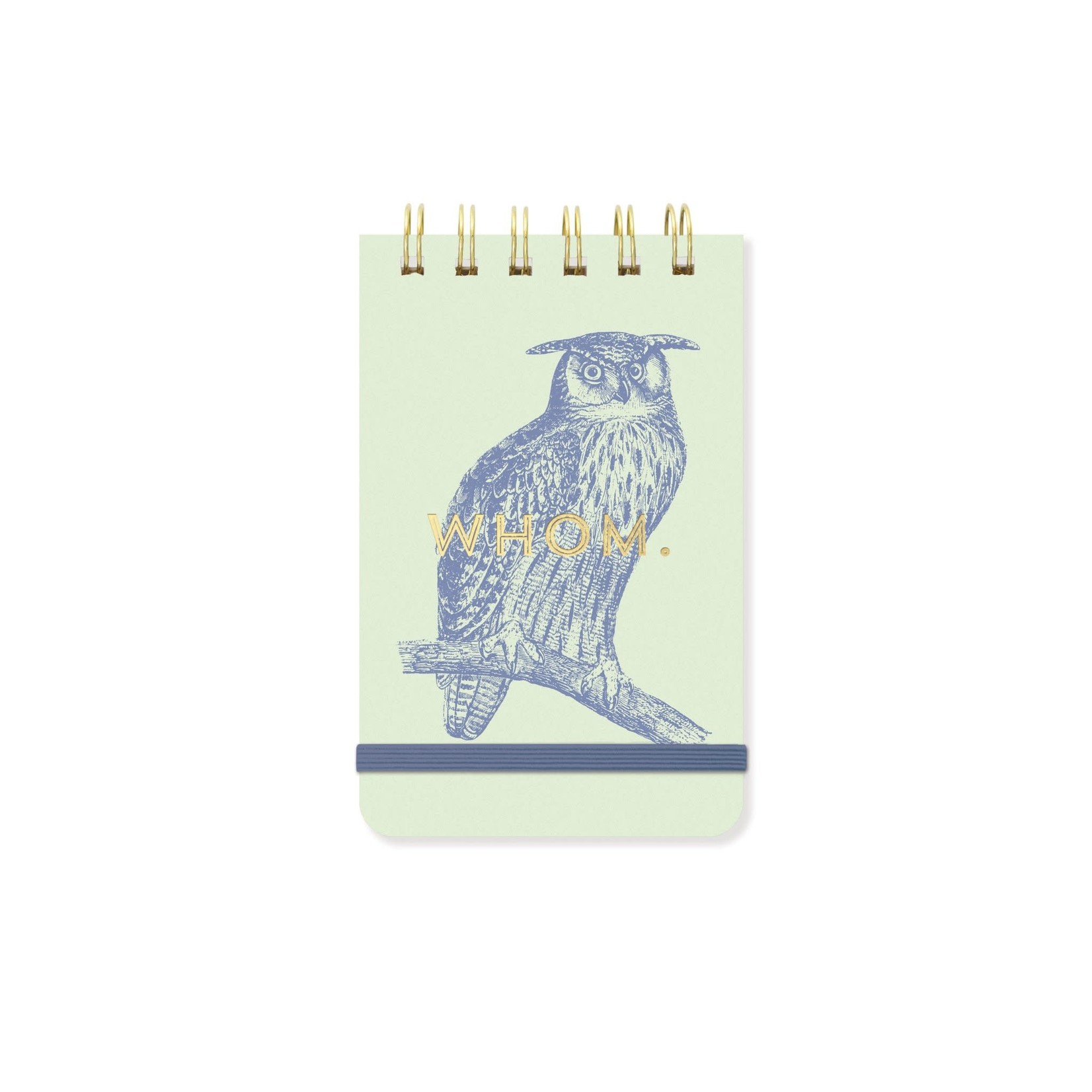 Vintage Sass Twin Wire Notepad