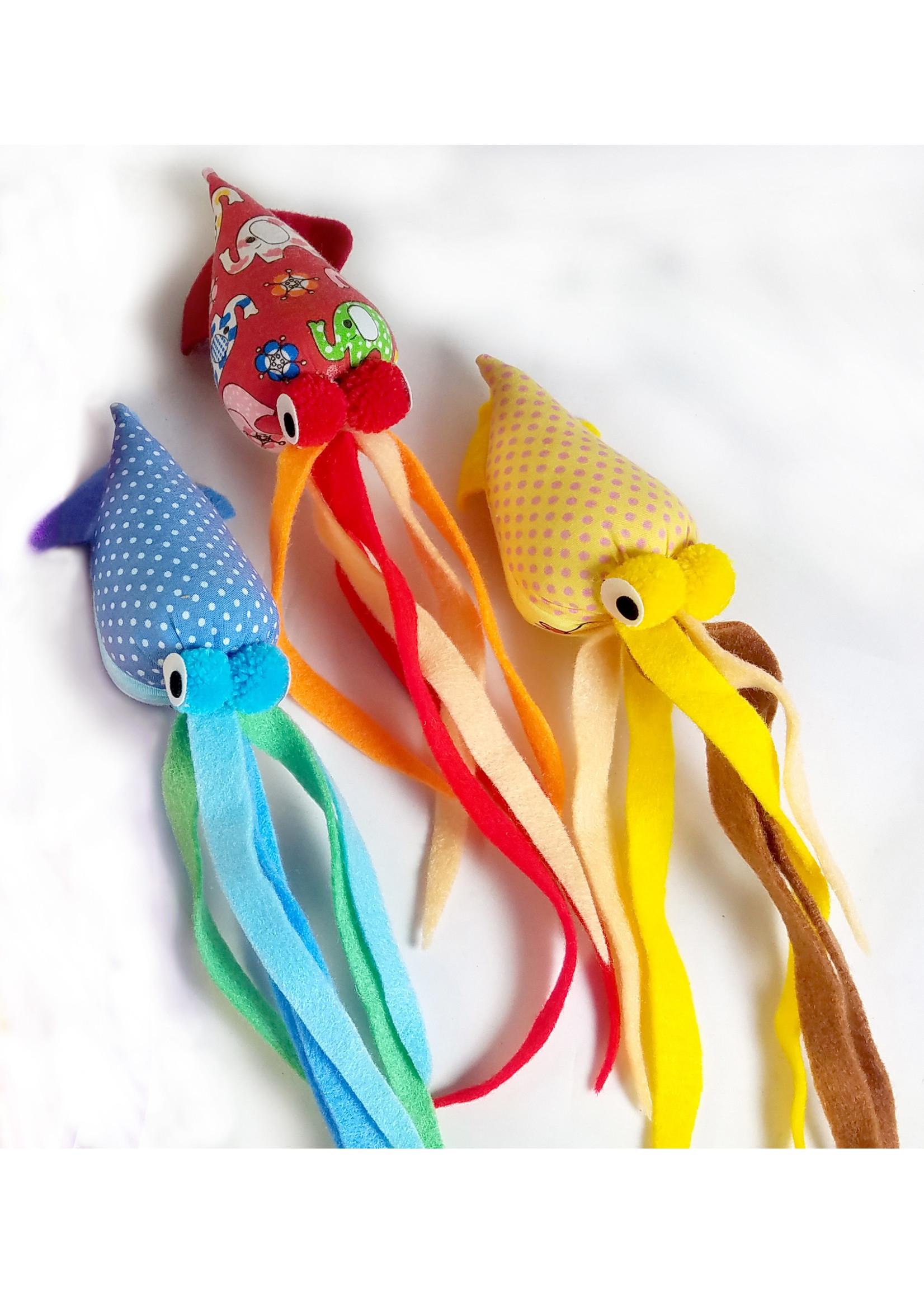 Goli Design Goli Tenngo Squid Toy