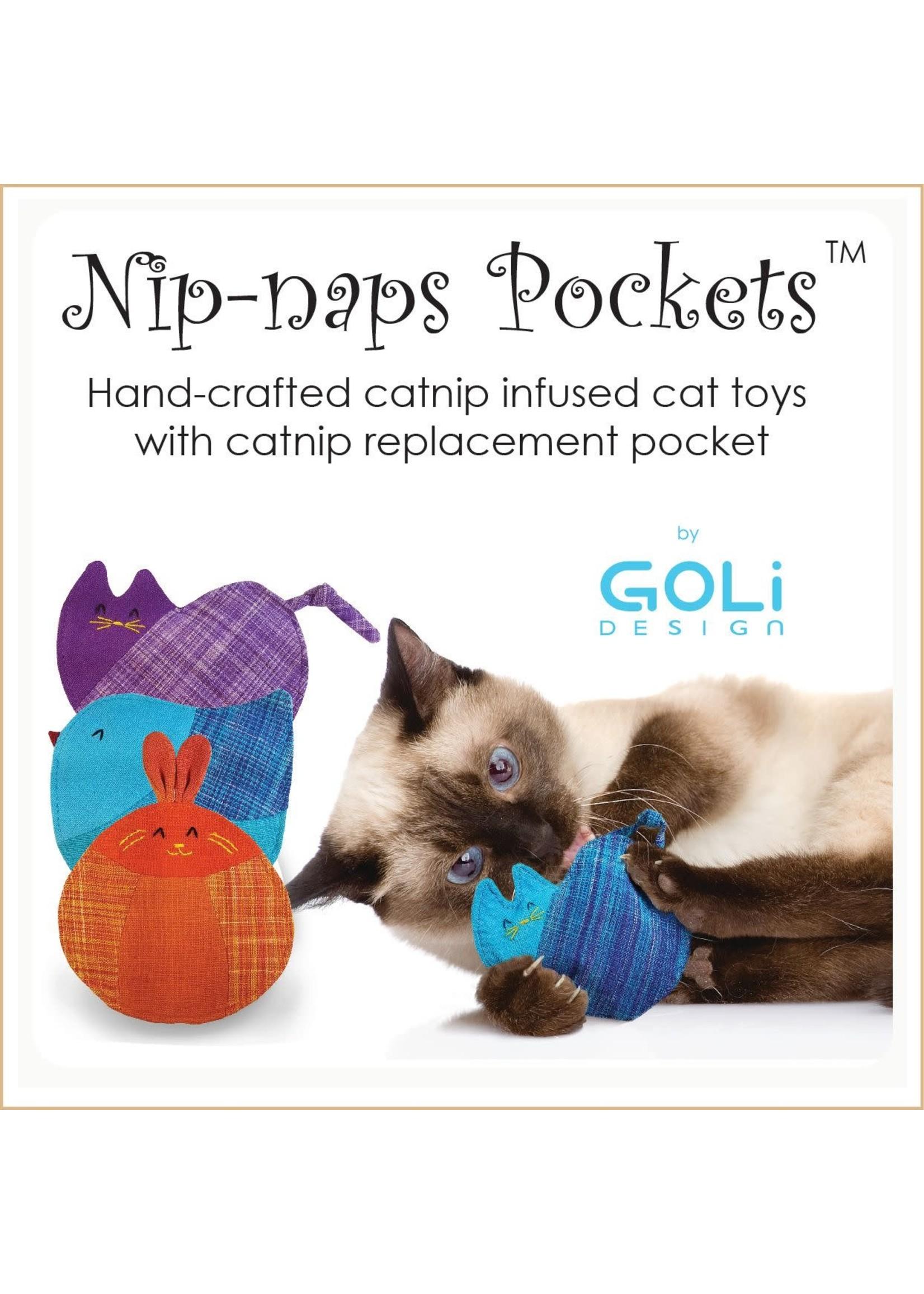 Goli Design Goli Nip Naps Pockets Asst.