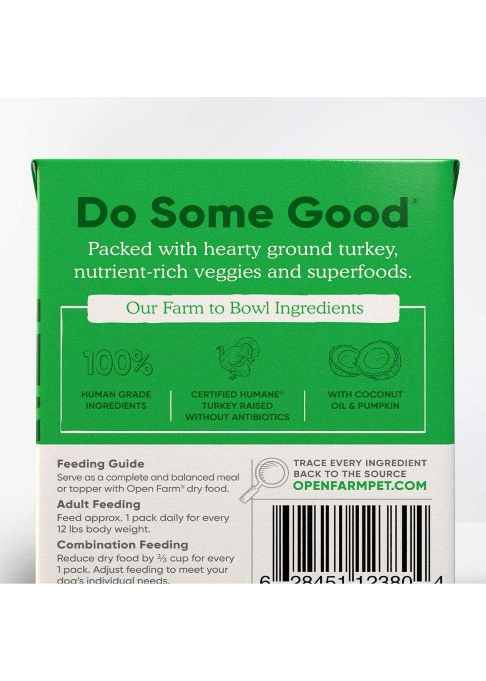 Open Farm Open Farm Dog Stew Turkey 12.5 oz