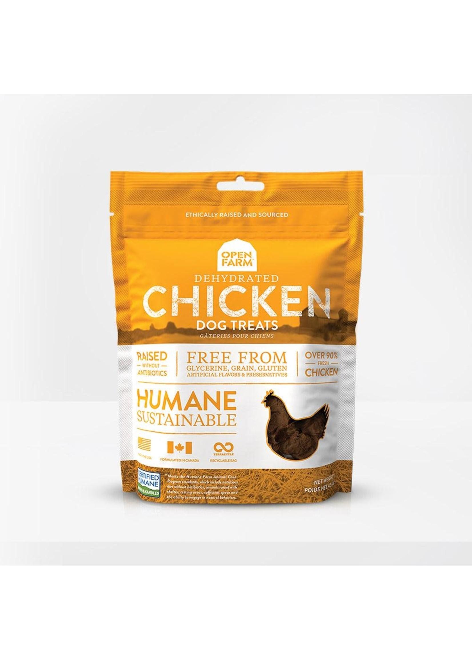 Open Farm Open Farm Dog Treat Chicken 4.5 oz