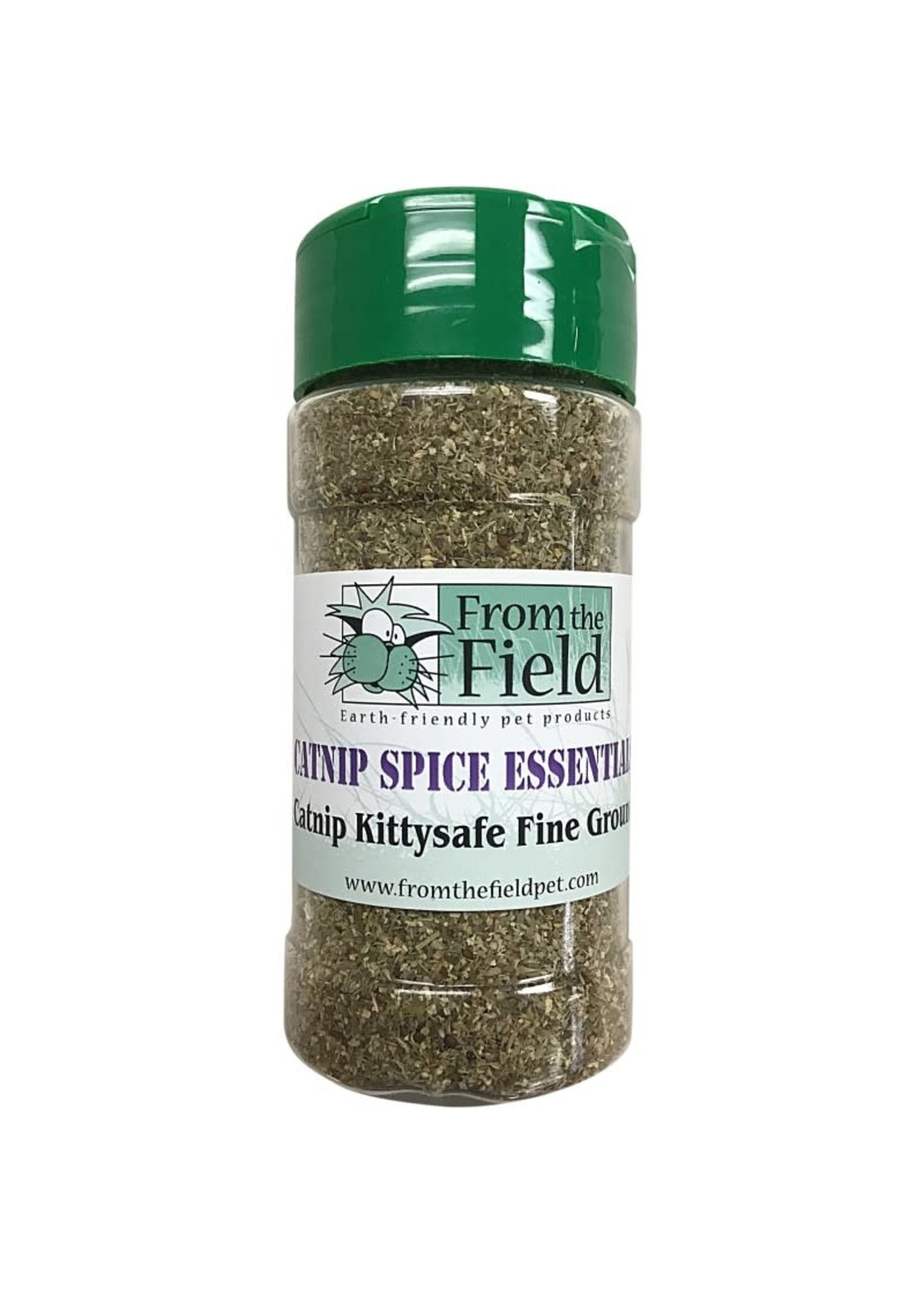 From The Field From the Field Spice Catnip Fine Ground